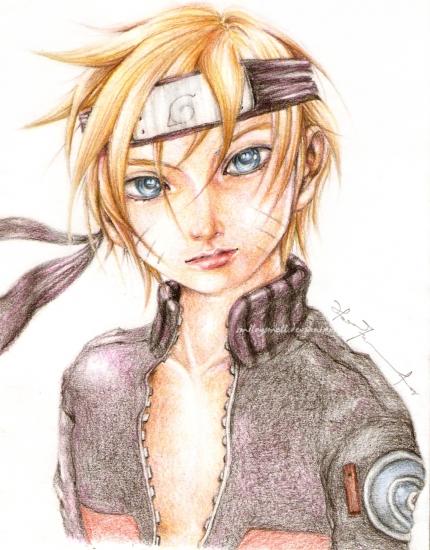 Naruto por smileysmell